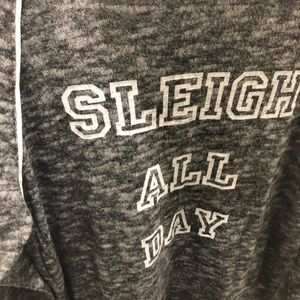 PJ Salvage Sweaters - Sleigh all day sweatervery soft material
